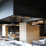 Marriot Hotel Momi Bay, Fiji Black coated stainless steel AOM HCE Series hoods